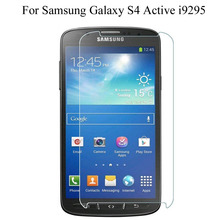 Premium 9H Hardness Tempered Glass Screen Protector for Samsung Galaxy S4 Active i9295