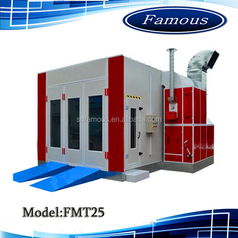 China hot sell booth car painting/cabinet spray booth/car paint cabin