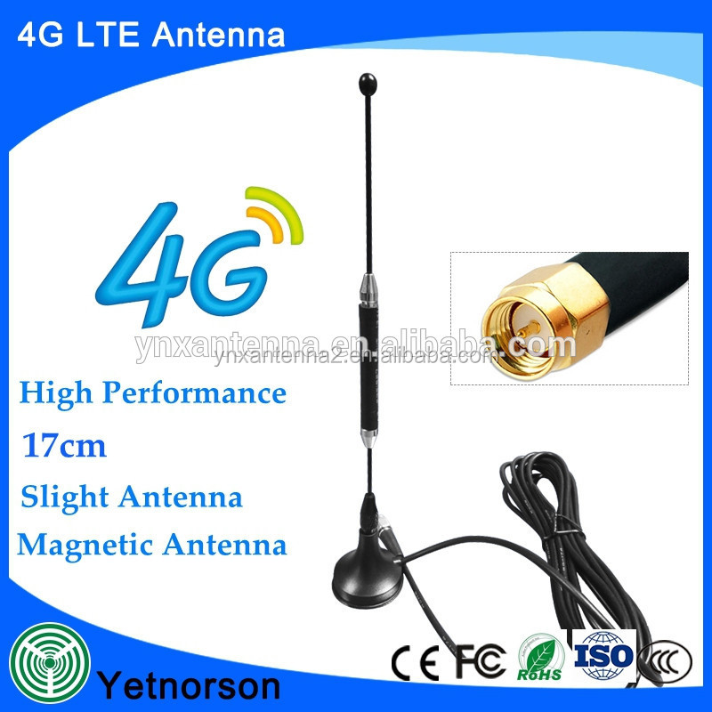 Lte 4G Modem Antenna Magnetic Base for Network Hotsopts