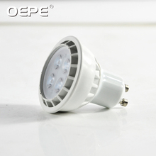 Color temperature 3000k 4000k 5500k 6500K 5 Years warranty 3w led aluminum cup spotlight led cob MR16 cup light led cup lamp