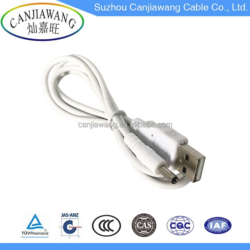 Wholesale Promotional Customized Adapter 0.8M Mini Usb Audio Cable