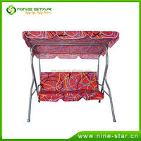 Latest product OEM design bamboo swing chair wholesale