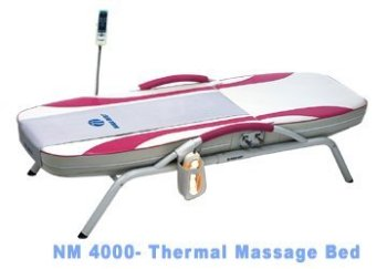 Nugabestindia NM4000- thermal Massage Bed
