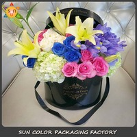 2017 Luxury Round Packaging Gift Hat