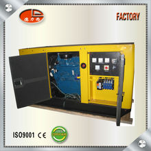 Chinese Famous Brand Weichai Engine 30Kva Diesel Power Generators(CE Approval)