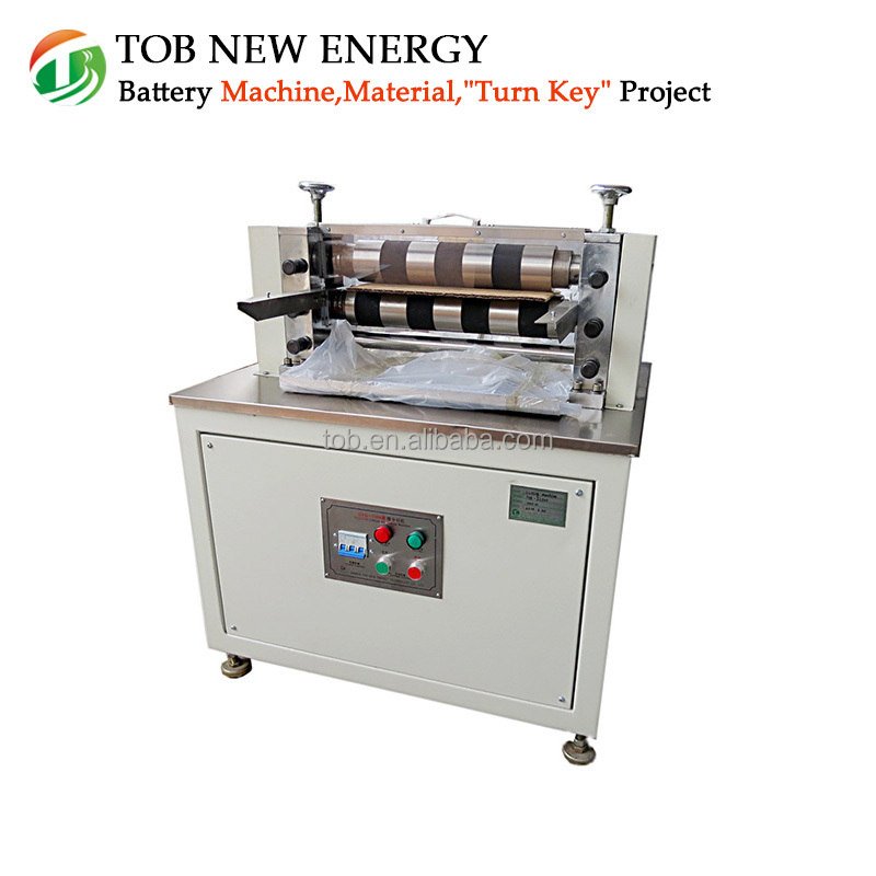 Best Price Battery Electrode Slitting Machine Price for preparing electrode