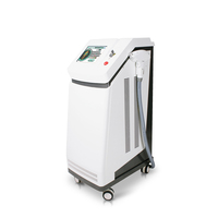 808nm Diode Permanent Soprano Glace Laser Épilation Machine