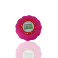 Top quality bath and room thermometer pink