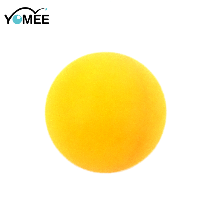 Table tennis ball size