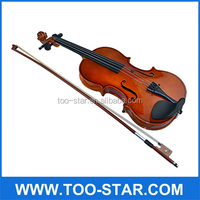 China Hot sale Cheap price Solid Primary taixing student violins