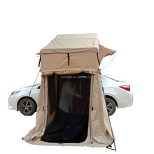 camping car tent Windproof Soft car roof top tent with awning annex