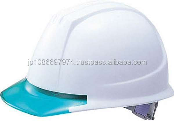 High quality helmet for sale made in Japan , various type of safety supplies available