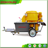 High quality and efficiency cement plastering machine