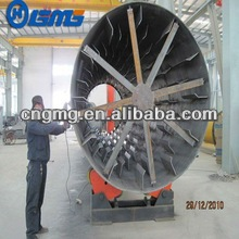 rotary drying slag,coal powder,rock sand, clay, ore,poultry dung machine