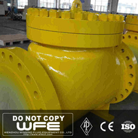 Horizontal Vertical Lift Api6d Flanged Swing Api Check Valve