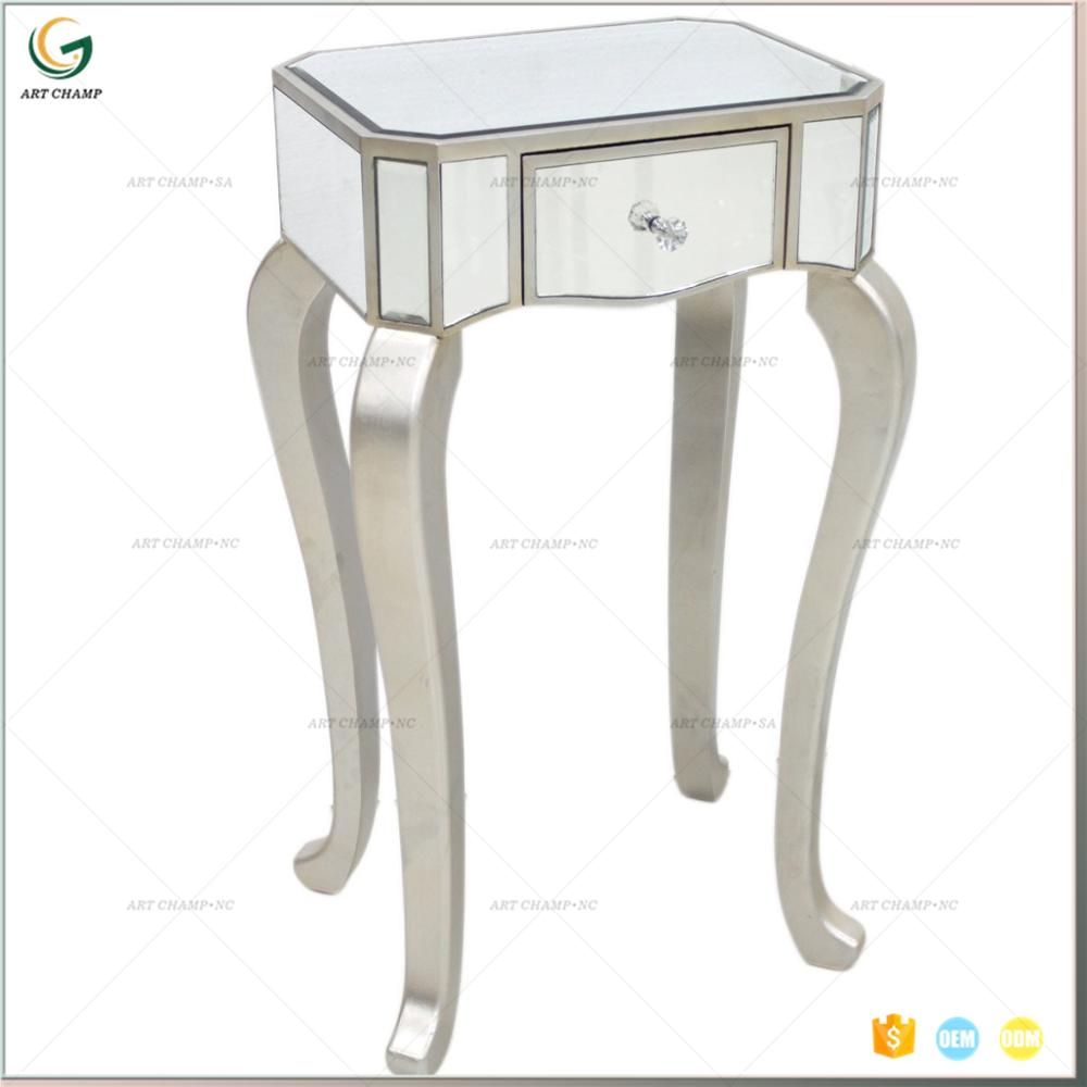 bed side table wooden with drawers cabinet hardware pulls knobs mirror cabinet