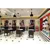 Factory wholesale underwear store display design shop racks and shelves