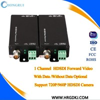 1/2/4/8ch Forward/ Reverse Audio single mode hd-sdi xnxx video converter with long transmission distance