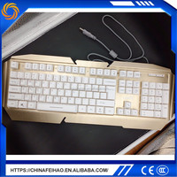 Hot selling wireless keyboard with integrated mouse for computers