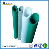 Amico brand White/Green/Grey ppr pipe for residential plumbing system