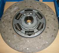 oem 1878002730 Hot cake heavy duty truck actros clutch plate packages clutch disc on sale