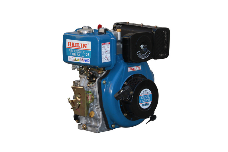 5.7KW 186FA light weight small diesel engine