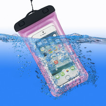 2018 New design waterproof floating cellphone pouch phone dry bag