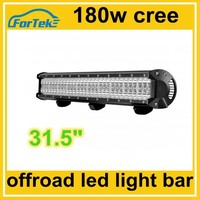 automotive parts offroad 31.5 inch led light bar 180w cree for Australia