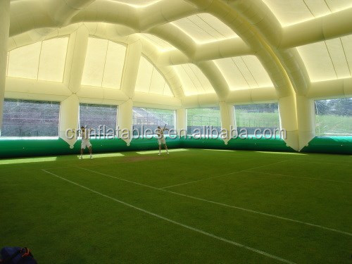 hot sale inflatable tennis tent/inflatalbe tennis court/inflatable tent