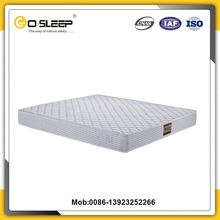 Factory supplier hard foam natural elegance mattress with high quality