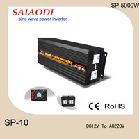 Promotion High Efficiency Pure Sine Wave Power Inverters 12v 220v dc to ac 5000w Power Inverter