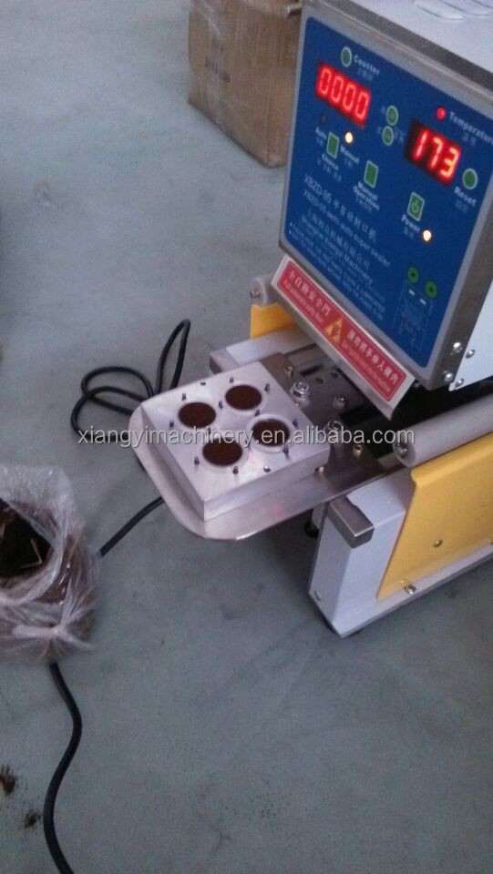 semi automatic nespresso capsule filling machine