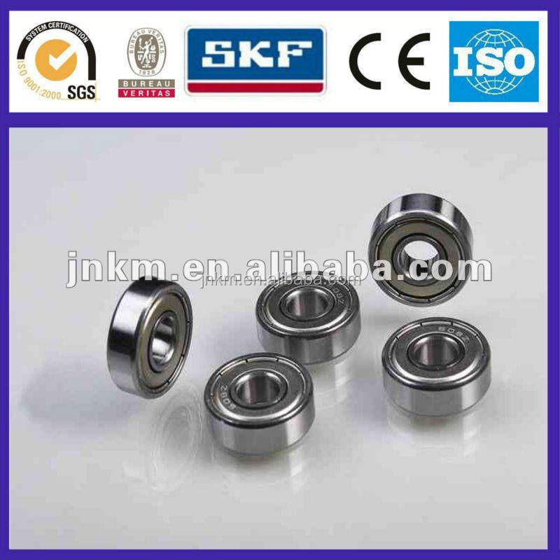 Deep groove ball bearing with chrome steel/hybrid/ceramic bearing 608
