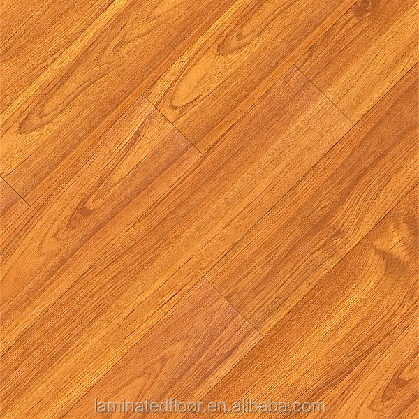 Distressed AC3 Wear Layer laminte wood flooring hdf Core