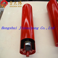 Conveyor roller with high precision bearings(ISO factory)