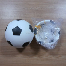 2016 hot sale high quality promotion PVC football toy ball