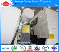 Hot Sale Concrete Mixer Truck 1.2cbm With Self Loading Bucket From China