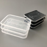 Clear Plastic Food Disposable Container Bike