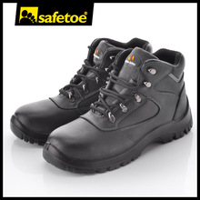 New fashion leather safety boots,sport safety shoes for unisex M-8349