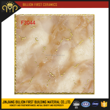 30*30 gilding pink ceramic bathroom digital wall tile