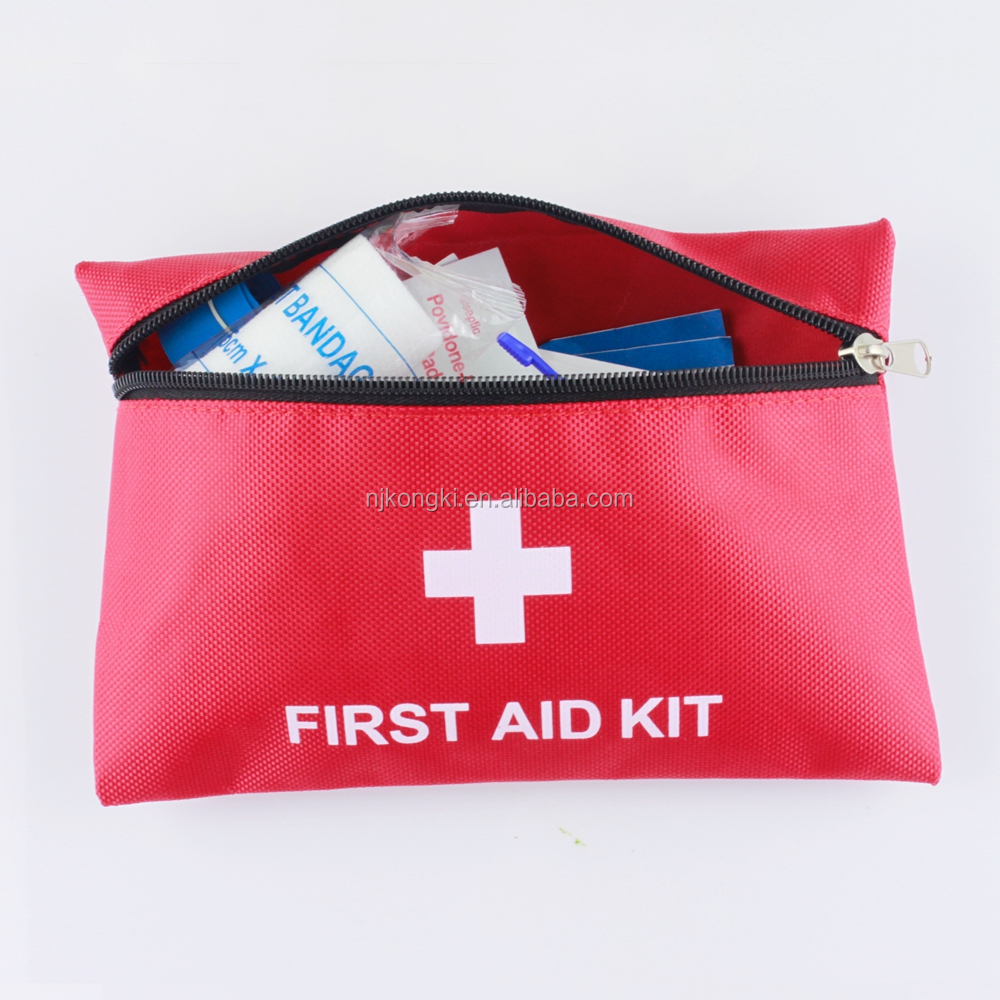 Medical private label first aid kit bags