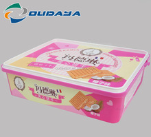 Food grade IML box in mould label, IML