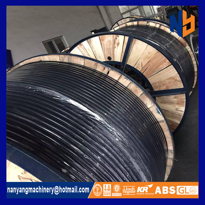 stainless steel seamless & welded coiled tubing tp304 304l