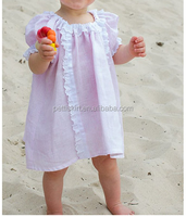 2015 new design fashion baby dress for baby girls one year toddler girls pink princess dress baby lace dress
