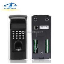 F7 USB Display Fingerprint Gate Access Control Systems