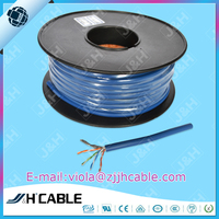 cat5e STP lan cable BC/TC/CCAM braiding stranded 4X2X0.50mm 100mhz for video call