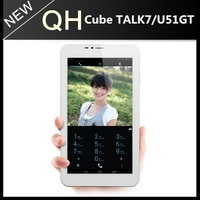 Tablet PC 7 Cube Talk7 U51GT 7 inch 3G Phone Call GPS Bluetooth Android 4.2