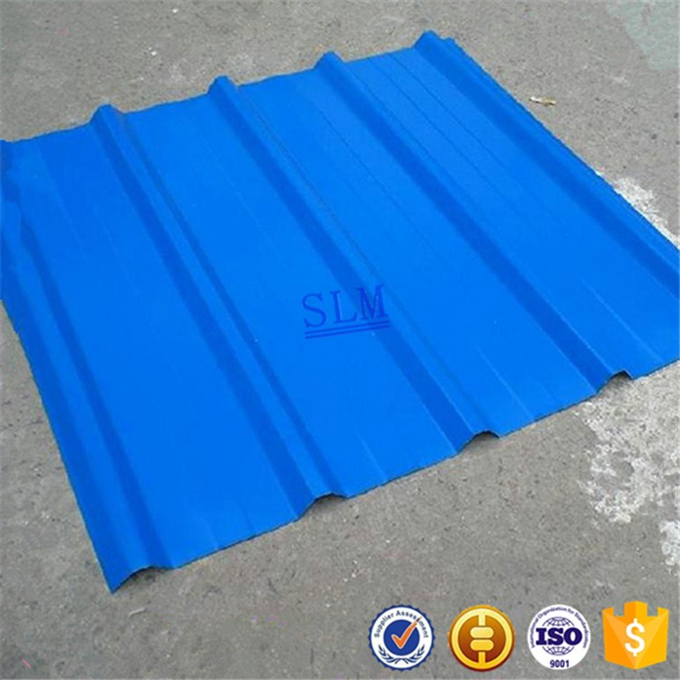 30 gauge new wave metal corrugated curved steel roofing sheet with z80g