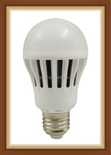 Cheap E27 7W A60 sphere led bulb