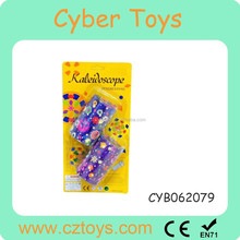 2015 popular paper kaleidoscope promotional toys for kids with EN71,6P,ASTM,HR4040